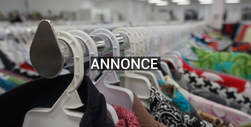 Kleidung vom Second-Hand-Markt