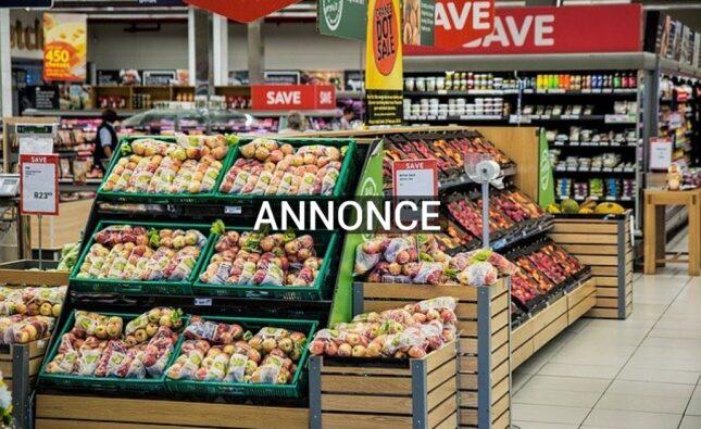 Sparen Sie mit Werbeanzeigen beim Einkaufen